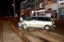 Het ongeval gebeurde op de Sint Bernardesteenweg.