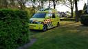 Een mevrouw kreeg tijdens de wedstrijd hard een bal tegen haar hoofd, er kwam een ambulance aan te pas. De vrouw werd verzorgd en hield verder geen schade over aan het incident.