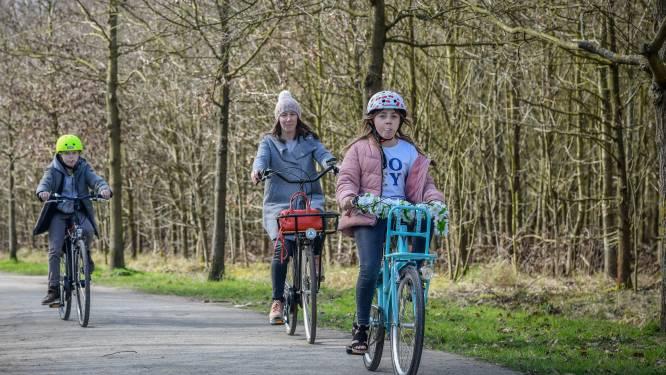 Met project #Groendoener ontdek jij al fietsend of wandelend de groene speelplekken in de Antwerpse Zuidrand