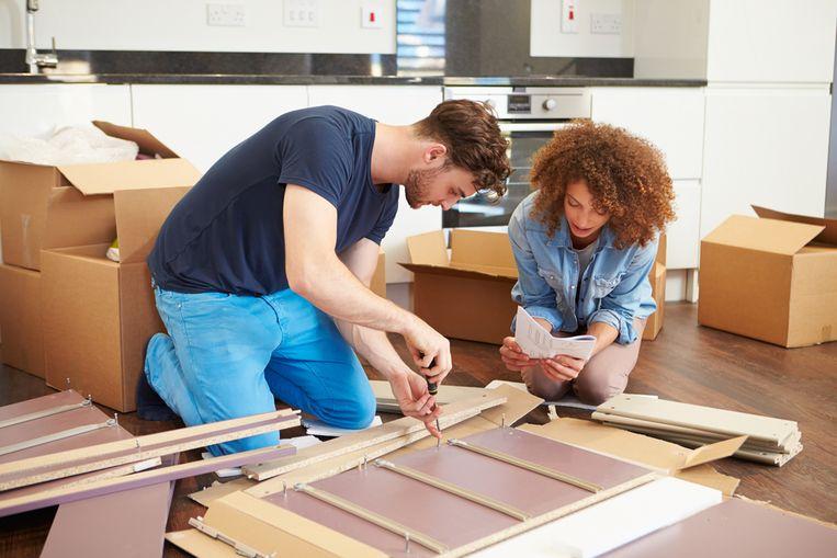 Uit onderzoek van Ikea blijkt dat 44% van de kopers er niet in slaagt een meubel te monteren - zelfs met uitgebreide handleiding. Dat lost de herstructurering niet op.