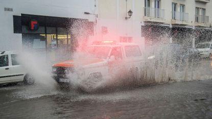 Overstromingen op Canarische Eilanden net voor start herfstvakantie