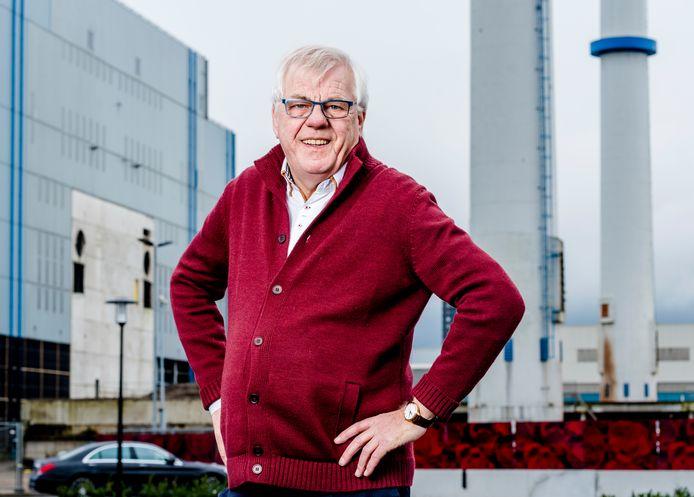 Hennie van der Most blijft optimistisch over zijn Attractiepark Rotterdam.