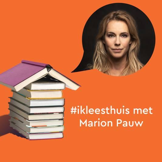 #ikleesthuis met Marion Pauw
