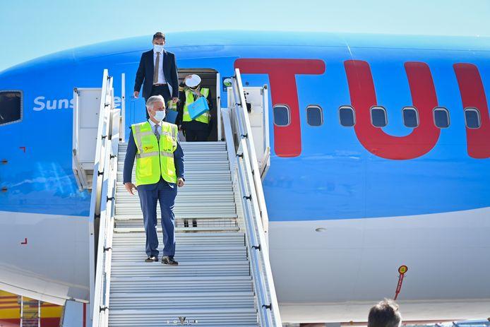 TUI vliegt vanaf half oktober ook naar 'oranje' bestemmingen buiten de EU.