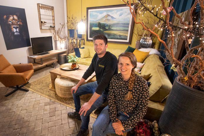 Stijn en Lotte Claassen