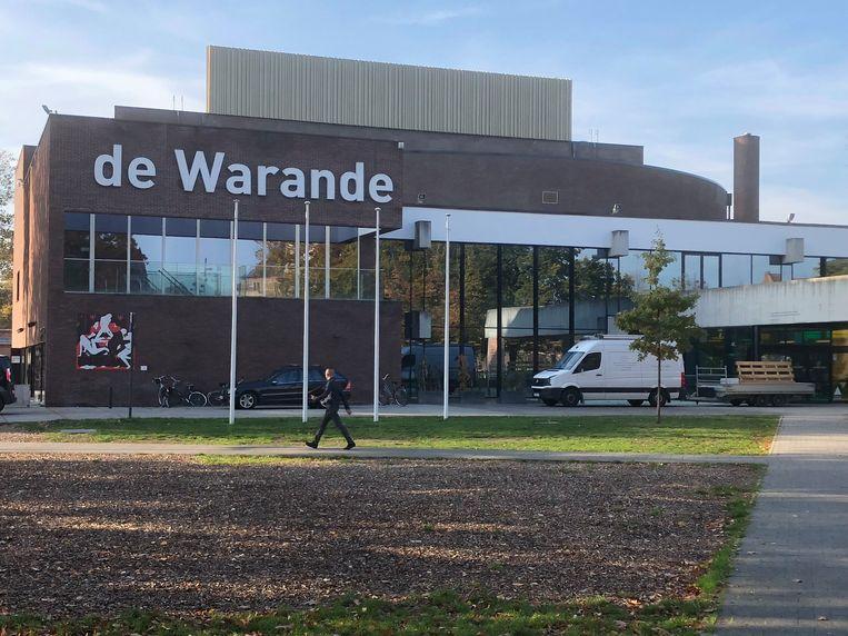 Cultuurhuis De Warande in Turnhout.