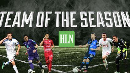 Sels of Kalinic? Harbaoui of Diaby? Kies hier uw 'Team of the Season' van de Jupiler Pro League