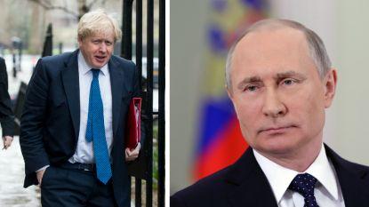 """""""Poetin besloot persoonlijk tot gebruik zenuwgas op ex-spion"""""""