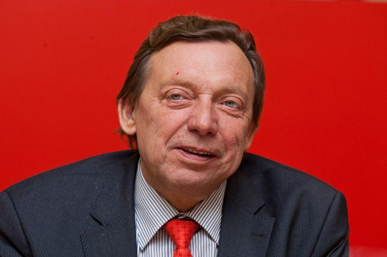 Michel Daerden in 2010. Beeld Pierre HAVRENNE/PACHACAMAC