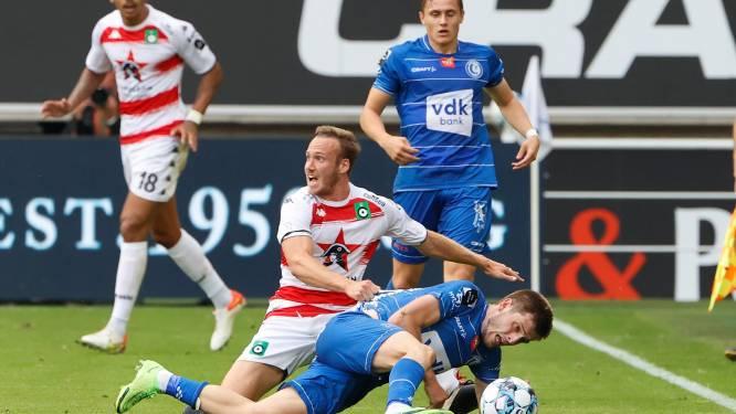 """Alexander Corryn verliest met Cercle Brugge bij AA Gent: """"Zo komen we weer in het sukkelstraatje terecht"""""""