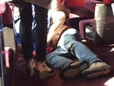Moedig optreden passagiers voorkomt slachting in Thalys