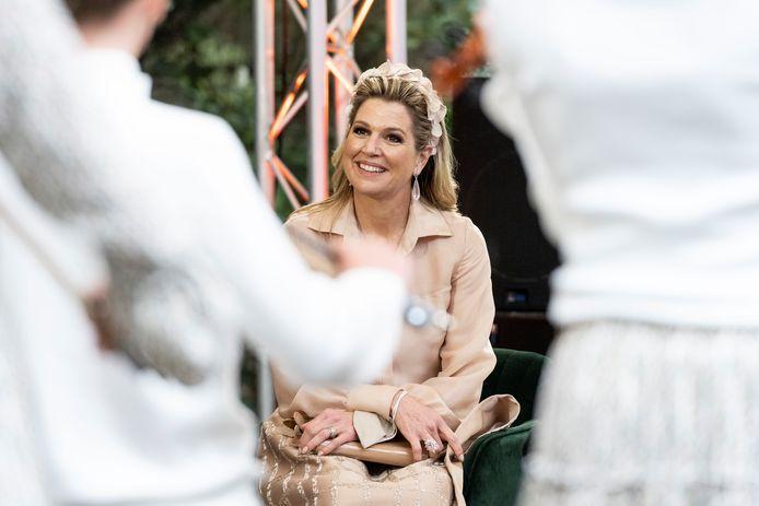 Koningin Máxima.