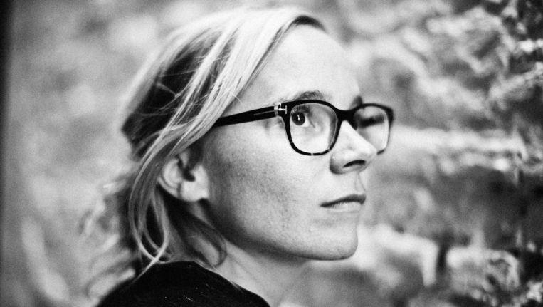Filmmaakster Ellen Vermeulen. Beeld Jonas Lampens