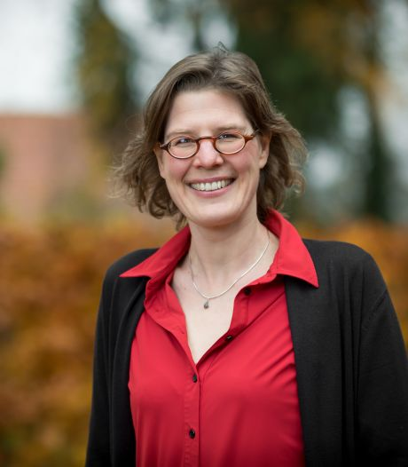 Maud Hulshof lijsttrekker D66 in Wageningen