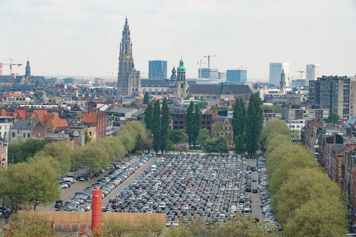 Binnenkort behoort het gratis parkeren op de Gedempte Zuiderdokken tot de verleden tijd.