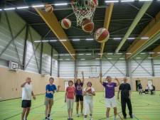 Walking basketbal van start in Malden: 'Alles mag, behalve rennen'