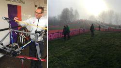 De mist trekt op in Zeven: Van der Poel klaar voor vijf op vijf met zijn nieuwste bolide
