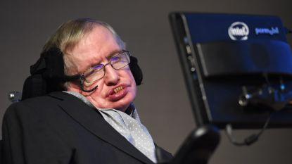 Het laatste cadeau van Stephen Hawking zorgt voor een extra vrolijk Pasen in Cambridge