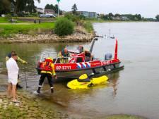 Waterscooter blijkt niet waterdicht en zinkt bij Brummen