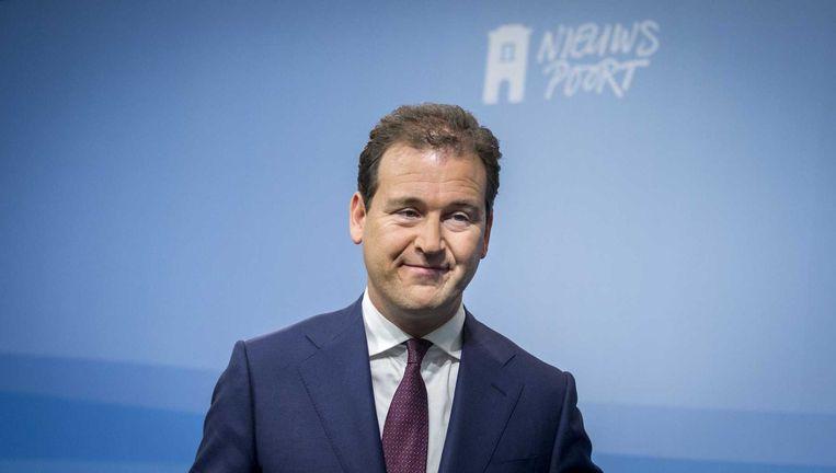 Minister van sociale zaken Lodewijk Asscher ging akkoord met de koerswijziging zonder de Tweede Kamer in te lichten. Beeld anp