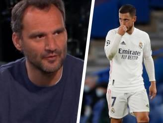 """Is de situatie van Hazard in Madrid nog houdbaar? """"Dit lost hij niet op met een doelpuntje tegen Granada"""""""