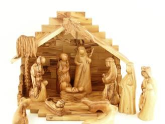 In de Klijpekerk kan men zondag houtsnijwerk uit Bethlehem kopen ten voordele van de Palestijnse christenen