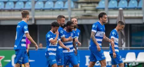PEC Zwolle, mét proefspeler Fernandes, houdt voorsprong niet vast tegen Dortmund O23