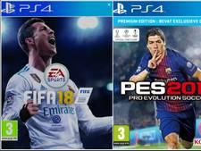 FIFA of PES? Wij tackelen het dilemma