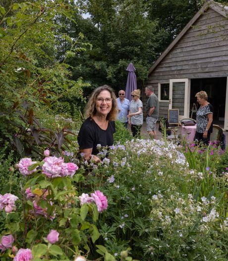 Marjons liefde voor de tuin bloeit op in Eesveen