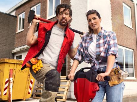 Mattie & Marieke op de bouw afgebroken door coronavirus, dj's in quarantaine