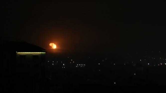 Israël voert luchtaanval uit na raketlancering vanop Gazastrook