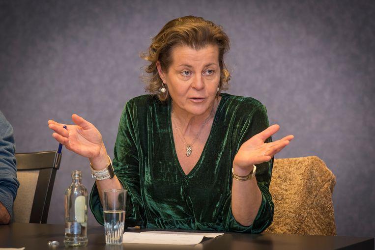 Chantal Vande Vyvere.