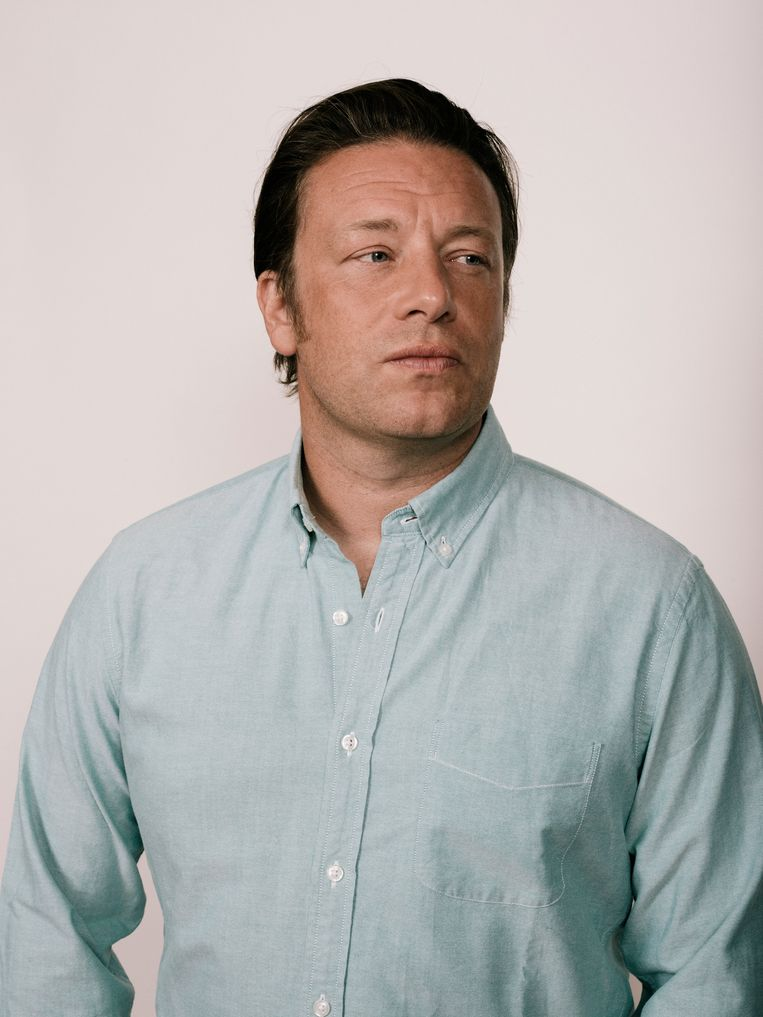 Jamie Oliver. Beeld Kalpesh Lathigra