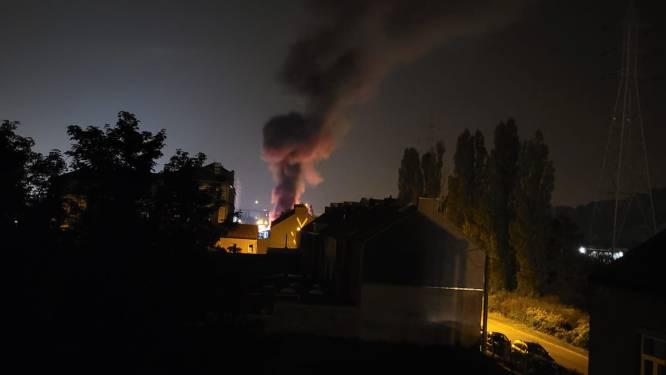 Un gros incendie et un grave accident en 24 heures à Charleroi