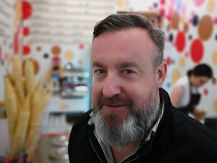 Voormalige Huissenaar Dominik Wojutycki proeft negen maanden na coronabesmetting nog steeds weinig van wat hij eet