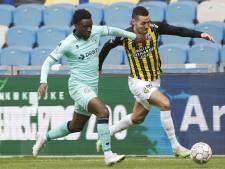Willem II staat boven de gevreesde streep ondanks gemiste 'stuntkans' bij Vitesse