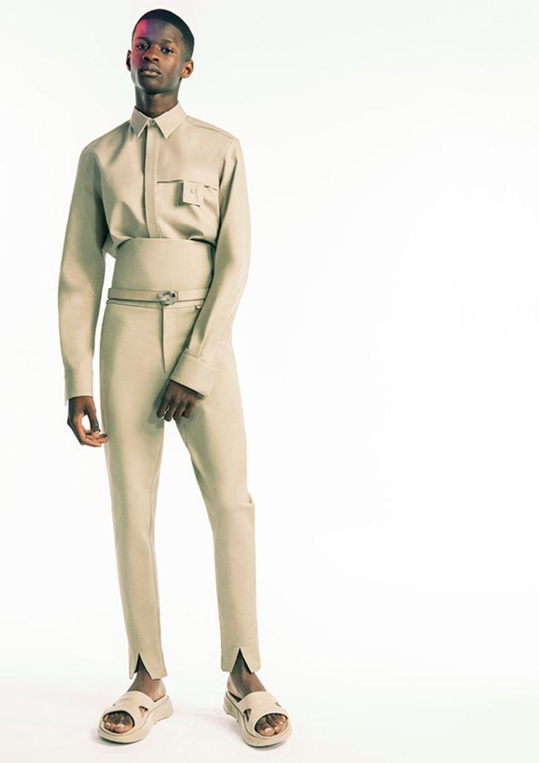 Givenchy, zomer 2021 Beeld Imaxtree
