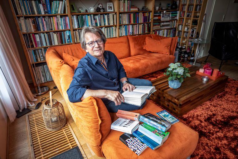 Freelance boekenredacteur Hans Bouman Beeld Raymond Rutting