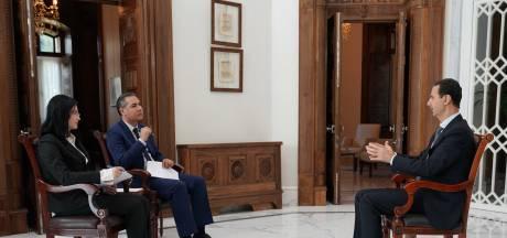 Al-Assad noemt Trump 'beste president'