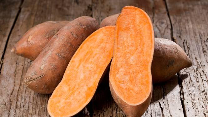 Wat is gezonder: een zoete aardappel of een gewone?