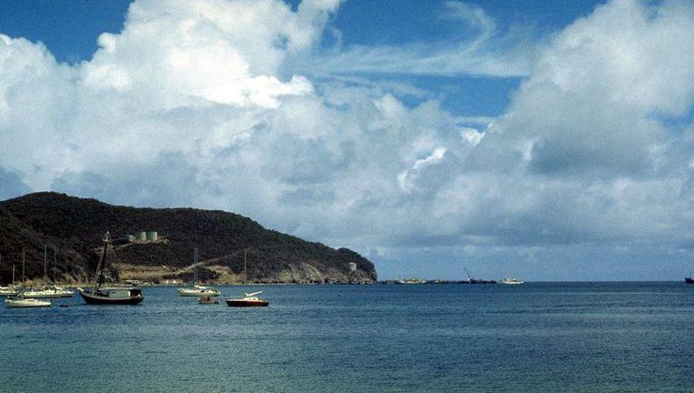 Sint Maarten. Foto ANP Beeld