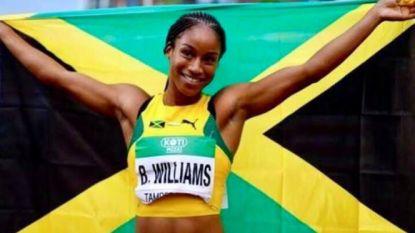 Jamaicaanse wereldkampioene bij juniors Briana Williams test positief