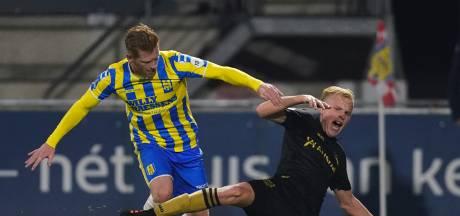 Van der Venne baalt van gemiste kansen tegen Heerenveen: 'Twee punten verloren'