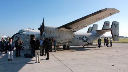 Amerikaans militair vliegtuig neergestort voor kust van Japan