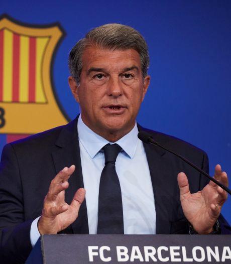 FC Barcelona heeft voor dit seizoen budget van 765 miljoen euro