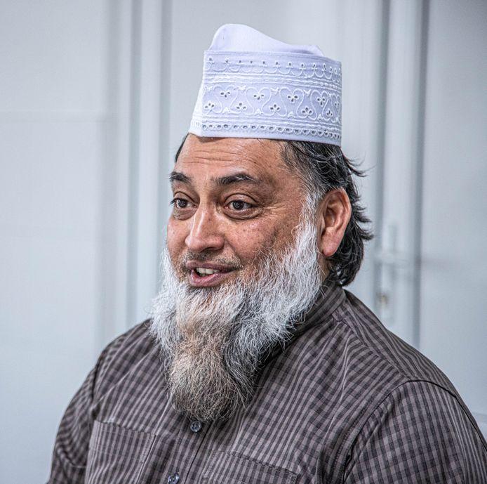 Imam Mohammed Cherief Goelab.