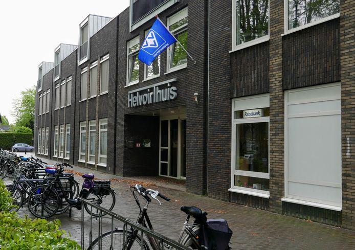 De Dr. Landmanschool is momenteel gevestigd in Helvoirthuis.