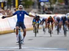 Olav Kooij grijpt brons bij WK voor beloften, Filippo Baroncini soleert naar wereldtitel