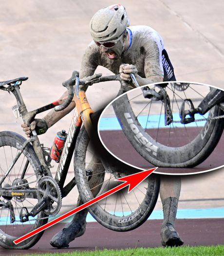 Met deze bandentechniek won Colbrelli Parijs-Roubaix
