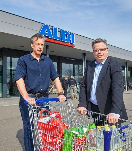 Laatste bezwaren tegen Aldi Reek ingetrokken: super kan gaan bouwen, actiegroep erg blij